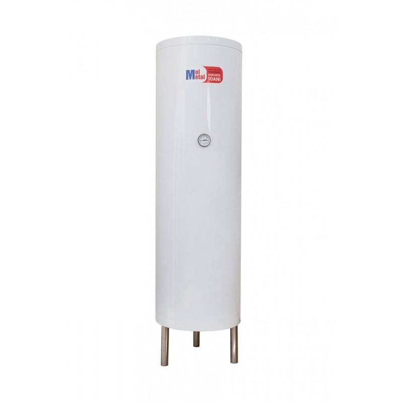Boiler inox apa calda cu un schimbator de caldura 200 litri